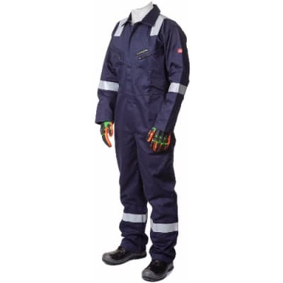 21a698ad079b Dickies Flame Retardant Hi Vis Overalls (Navy) – Eton Safety