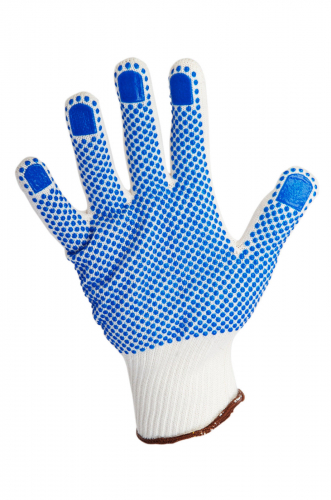Pvc Dotted Cotton Gloves Eton Safety