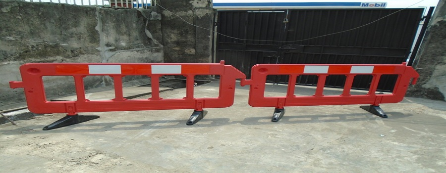 Safety Barrier with 5* Service