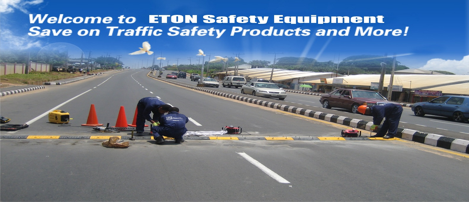 Nigeria's Premier Safety Products Supplier