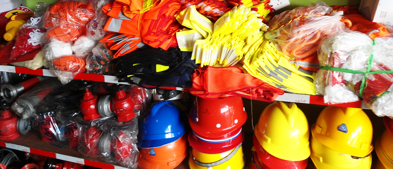 Our Wide Range of PPE -One stop shop for safety products Call us now